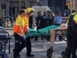 Жертв терактов вКаталонии стало больше