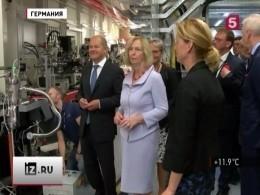 ВГамбурге запустили самый крупный имощный вмире лазер