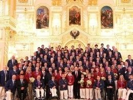 Международный паралимпийский комитет принял решение неснимать отстранение сосборной России