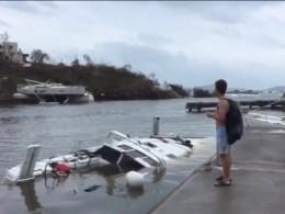 Метеорологи: «Ирма» около Флориды вновь наберет силу допятой категории