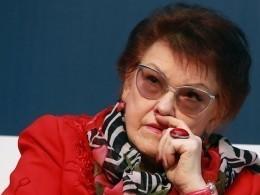 Президент РАО Людмила Вербицкая попала вреанимацию