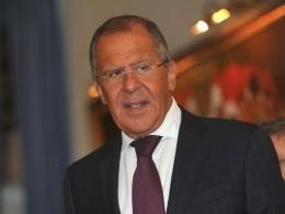 Лавров призвал отказаться отчасти антисирийских санкций