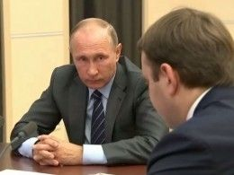 Путин сообщилоновомрекорде всельском хозяйстве вэтом году