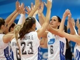 Российские волейболистки «порвали» турчанок