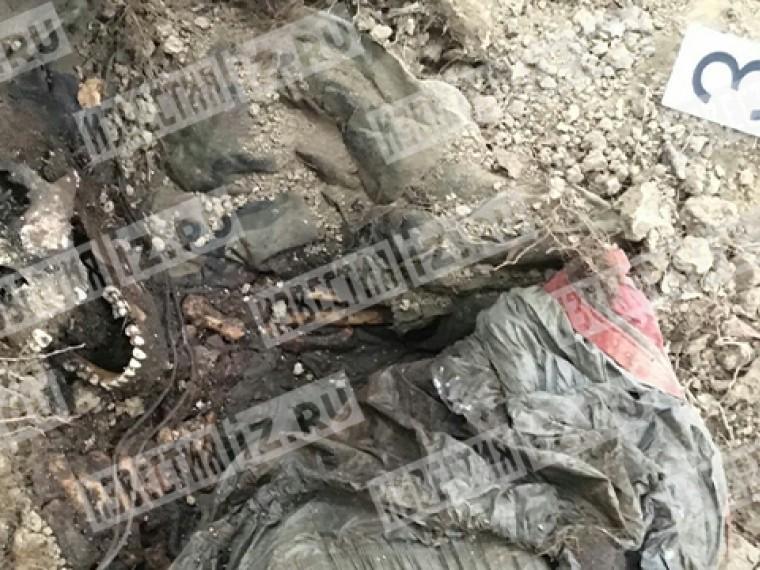 Опубликованы фотографии останков, которые могут принадлежать Доку Умарову