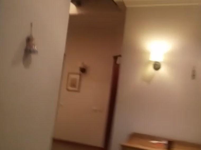 Опубликовано видео изквартиры вПодмосковье, где отец убил13-летнюю дочь ипокончил ссобой
