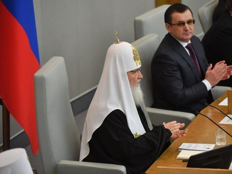 Заседания вГосдуме будут начинаться смолитвы