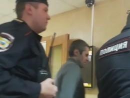 Шакро Молодого доставили всуд Москвы
