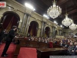 Независимость неотменяется, нонадо подождать— глава Каталонии предложил приостановить процесс «развода»