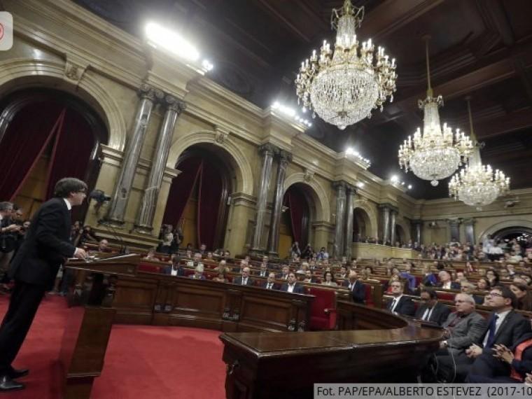 СМИ: Фактически Каталония объявила себя независимой