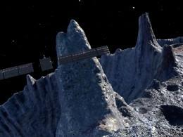 Наспутнике Юпитера обнаружен припаркованный корабль пришельцев