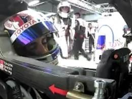 ВЯпонии пилот Toyota вовремя гонок навыносливость испугал своим храпом коллег