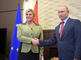 Хорватия пригласила Россию впроекты «инициативы трех морей»