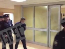 Шакро Молодого доставили всуд Москвы. Идет допрос свидетелей