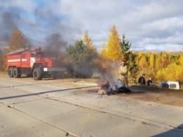 Аварией вХМАО синспектором ДПС заинтересовались вцентральном аппарате СК