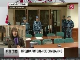 «Ночной губернатор» Петербурга Барсуков-Кумарин предстал перед судом