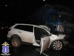 Опубликовано фотосместа жуткого ДТП, вкотором погиб бывший вице-губернатор Пензенской области