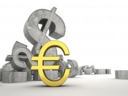 Курс евро кдоллару упал нафоне каталонских событий