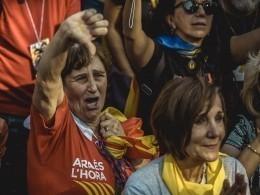 Каталонские испанцы пытались захватить радиостанцию