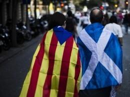 Осторожная Шотландия уважает позицию властей Каталонии, нонебольше