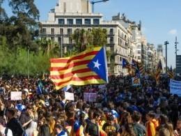 Южная Осетия готова признать независимость Каталонии