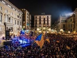 Идею отделения отИспании поддерживают лишь 29% каталонцев