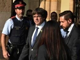 Каталонского премьер-министра Пучдемона готовы укрыть вБельгии
