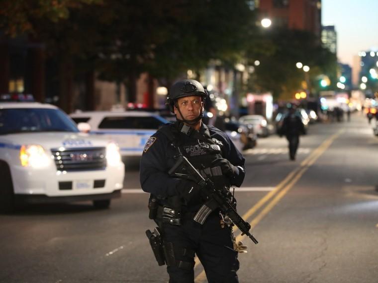 ВКремле назвали бесчеловечной итрагической террористическую атаку вНью-Йорке