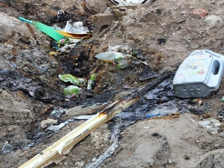 ВПетербурге всерьез взялись заликвидацию свалки наКанонерском острове