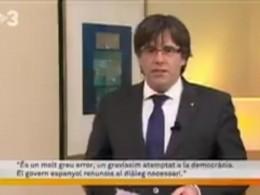 Свободу заключённым политикам! Экс-глава Каталонии потребовал освобождения своих арестованных коллег