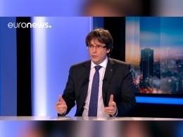 Испания решила арестовать главу Каталонии