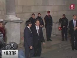 Бельгийский суд освободил экс-главу Каталонии идругих членов мятежного правительства