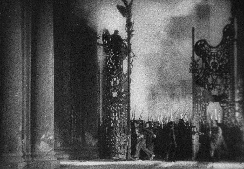 Революция 1917 отпервого лица