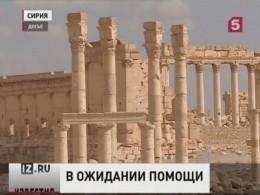 Разрушенная Пальмира ждет представителей ЮНЕСКО
