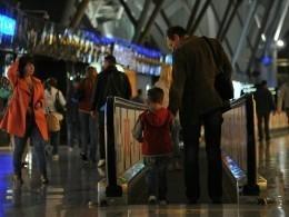 ВДомодедово тестируют новые турникеты ссамообслуживанием