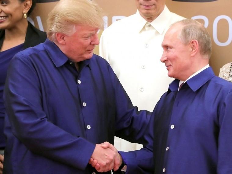 «Виновные будут наказаны»— ВКремле рассказали, почему Путин иТрамп несмогли полноценно переговорить насаммите АТЭС