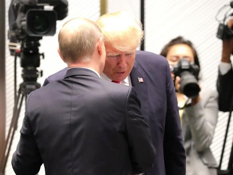 Госдеп США объяснил, что означает заявление Путина иТрампа поСирии