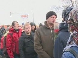 Напрощание сЗадорновым вМоскве пришли более сотничеловек