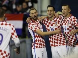 Хорватия едет наЧМ-2018 пофутболу вРоссию