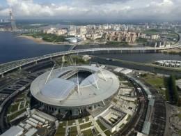 Нафутбольный матч Россия— Испания продано меньше половины билетов