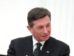 Владимир Путин поздравил Борута Пахора спереизбранием напост президента Словении