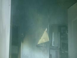 Два человека погибли при пожаре вУльяновской области