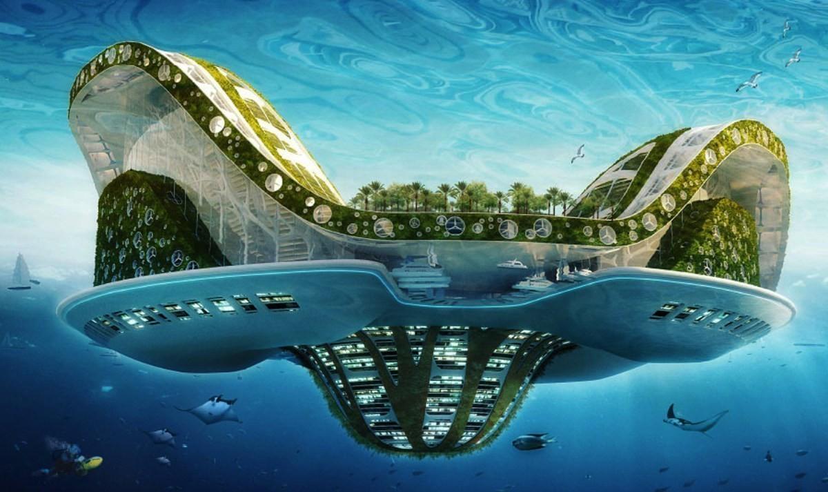 Артизанополис— плавучий город будущего или технологическая афера?