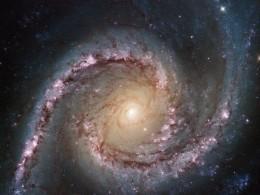 Телескоп ALMA зафиксировал столкновение двух аномально больших галактик