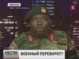 Встолицу Зимбабве вошли танки— чего именно добиваются мятежники?