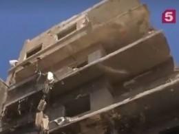Всирийской Восточной Гуте нарушается режим прекращения огня