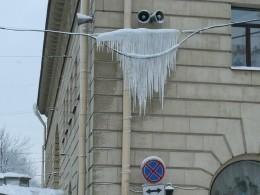 Знаменитые петербургские«сосули» будут сбиватьмикроволнами