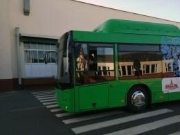 Автобус протащил девочку головой поасфальту вКургане