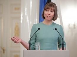 Глава Эстонии призвала НАТО усилить своё присутствие встранах Балтии