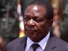 ВЗимбабве новый президент вступил вдолжность